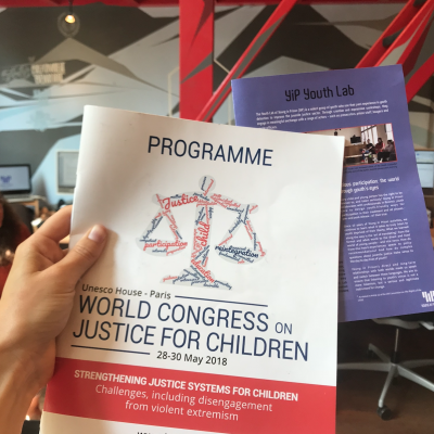 Reflections: World Congress on Justice for Children