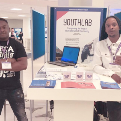 Youthlab Finalist op het World Justice Forum (EN)